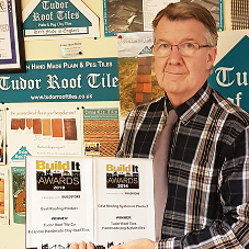 "Tudor wins ""Best Roofing product"" award for 2nd time"