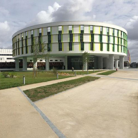 MULTIV+100 drainage system for Orleans regional hospital