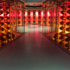 Flowcrete floor for the Macallan Visitor Experience Tour