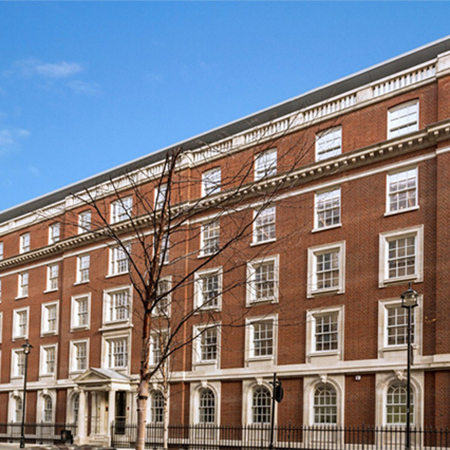 Timber Box Sash windows and French doors for luxury London apartments