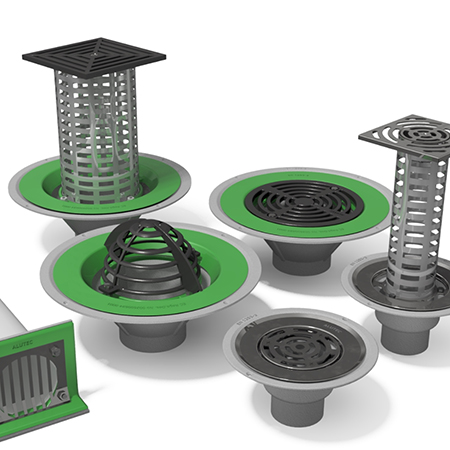 Alutec launch new multi-purpose roof outlet range