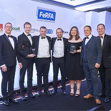 Flowcrete wins big at the FeRFA Awards 2018