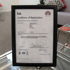 Flowcrete UK achieves ISO 9001:2015 Certification