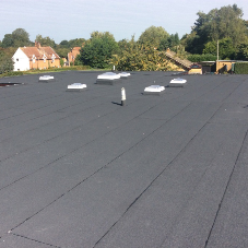 Langley Roofing Refurbishments for Norfolk Academy