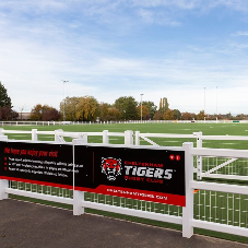Bespoke Bushboard Washrooms greatly received by Cheltenham Tigers Rugby Club