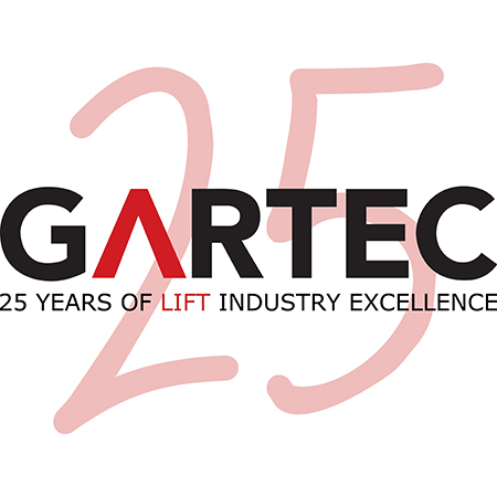 Gartec celebrate 25 years of lift industry excellence
