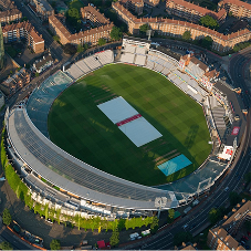 Precast concrete products for redevelopment Kia Oval