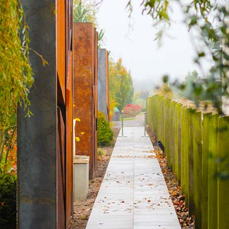 Sustainable EcoPave® welcomes all to the National Memorial Arboretum