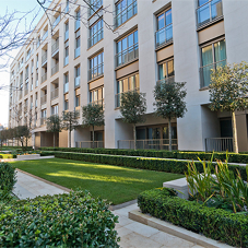 Hot-melt waterproofing solution for Belgravia development