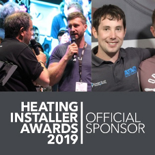 Geberit sponsors the Heating Installer Awards, and the countdown is on