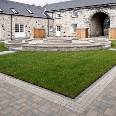 Tobermore Installation at Larbert House & Country Estate