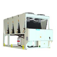 Daikin introduces a new generation of air-cooled scroll chillers