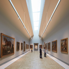 Junckers flooring specified for Nottinghamshire Gallery