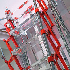 Could this be the loft ladder of the future?