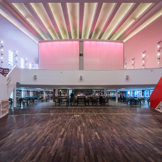Storyhouse Theatre in Chester benefits from Junckers Oak Flooring