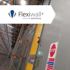 Flexiwall from Westgate chosen for temperature and odour control at Great Bear