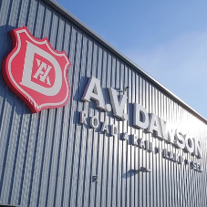 EFAFLEX team up with AV Dawson limited to deliver a high-speed expansion