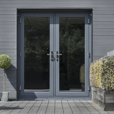 Deceuninck adds new Flush Door to Heritage Collection
