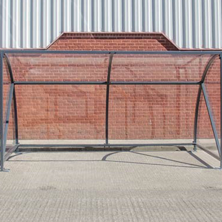 Glasdon extends Multi-Purpose Shelters range