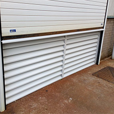 Mckenzie Martin Fixed Blade Louvres for major door distributor