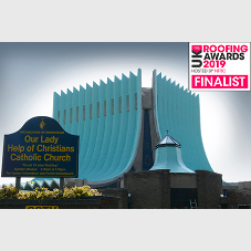 Vote for Gilbert Scott Church in 2019 Roofing Awards