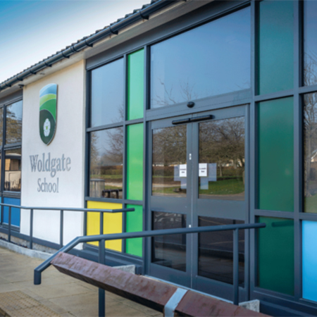 Optima Casement windows for £1.3m school renovation