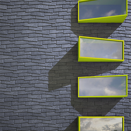 CUPA PIZARRAS launch new innovate slate ventilated facades