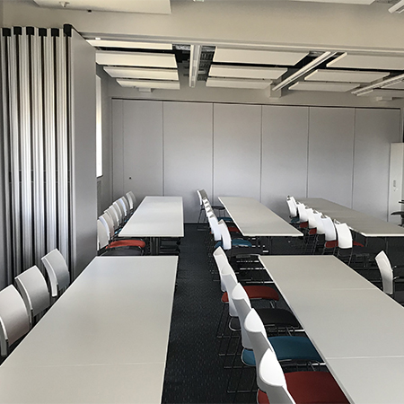 Flexible training space for iMet technical centre