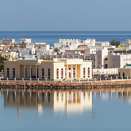Ground Power Units for multi-million pound Oman development