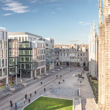 Kingspan Access Floors makes an impact at Marischal Square
