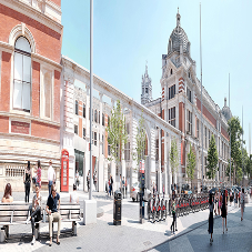 Seamless cohesion for London's Victoria and Albert Museum with Alumasc WMS and Alumasc Roofing Systems