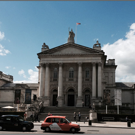Vaillant boilers heating Tate Britain in London