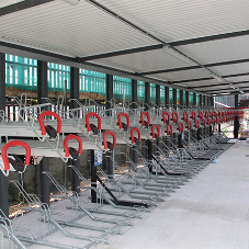 Lewes Cycle Hub's full turnkey project with Cyclepods