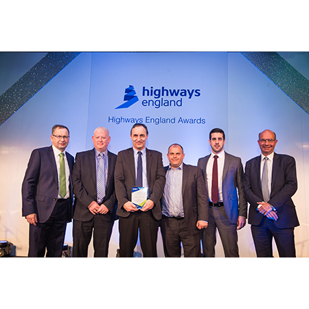 Aggregate Industries win award for innovative SmartBrake system
