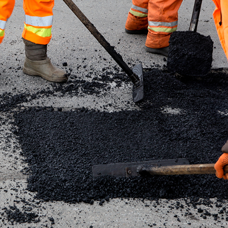 Aggregate Industries urge for pothole-free roads