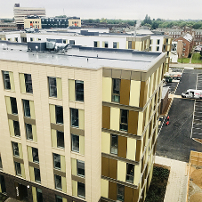 New student accommodation for the University of Hull