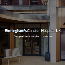 JG Speedfit deliver a calm and secluded environment at Birmingham Children's Hospital