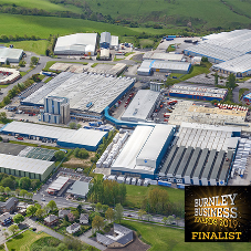 VEKA have been shortlisted for the Burnley Business Awards