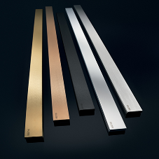 Dallmer on trend with new metallic colours