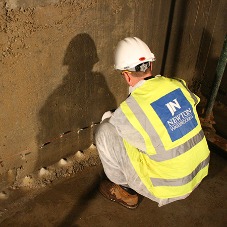 Injection Resins Added to Newton's Structural & Concrete Repair Range
