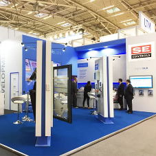 SE Controls exhibits at Germany's biggest ever BAU event