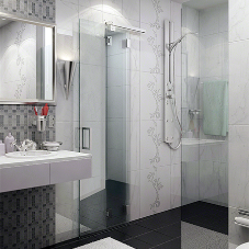 Clear Space offer clear advantages for accessible showering
