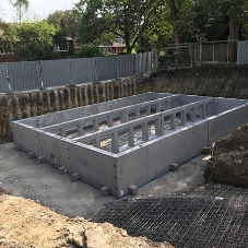FP McCann's precast concrete StormTank™ installed on Wakefield Housing Development