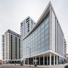FGS façades provide enhanced aesthetics for suburban London mixed use scheme