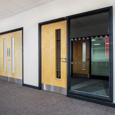Successful Smoke Testing Achieved for Ahmarra Timber Fire Doors