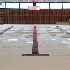 Popularity of Variopool movable swimming pool floors grows in Germany