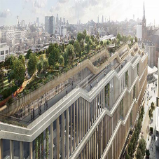 KONE wins order for Google's UK headquarters development in London