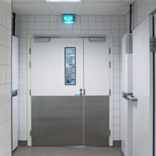 Understanding the difference between Fire Doors - Hygienic GRP vs Domestic Composite GRP