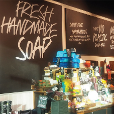 'Invisible' air conditioning brings comfort to Edinburgh's Lush store