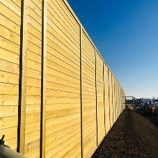 Jacksons' Acoustic Fencing brings senerity to wildlife-friendly development